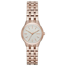 DKNY Casual   Ladies Analog Rose Gold Watch NY2492