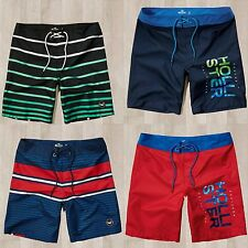 Nwt Hollister By Abercrombie Mens Swim Board Shorts