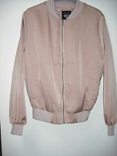 New Look Mink (Pink) Light Weight Bomber Jacket BNWT age 10-11 Years