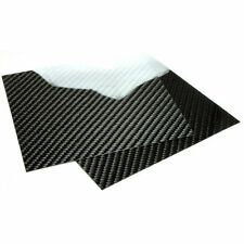 Carbon Fiber Panel / Sheet / Plate, 1000x1000mm, Thickness Selection Available