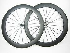 60mm clincher full carbon fiber road bike wheelset,bike wheel racing bicycle