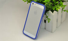 Apple I Phone 5/5s Protection Bumper Case Cover In 10 various colours