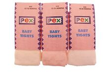 Pex tights baby - Angel - Ivory