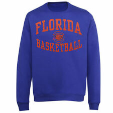 Florida Gators Reversal Basketball Crew Sweatshirt - Royal Blue