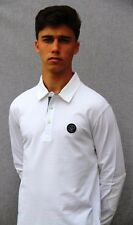 ARMANI MENS POLO SHIRT NEW WITH TAGS(WHITE,BLACK,NAVY,OLIVE)