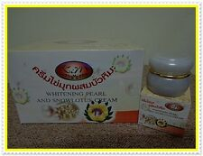WHITENING PEARL & SNOW LOTUS FACE SOFTENING CREAM ANTI-FRECKLE WRINKLE PIMPLE