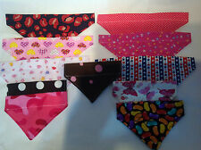 DOG / CAT BANDANA to fit on collar
