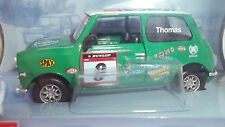 Corgi Limited Edition Mini Mania 1:36 Die-Cast NEW Aaron Smith & Darren Thomas