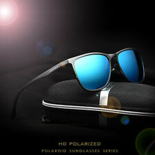 2017 New Mens Aluminum Mens Polarized Sunglasses Outdoor Driving Glasses Eyewear