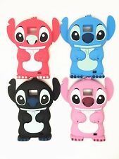 CUTE BOY GIRL 3D STITCH RUBBER SILICONE CASE COVER for SAMSUNG GALAXY S2 I9100