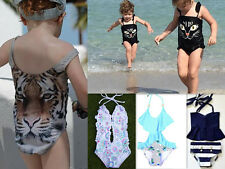 Beachwear Kids  Swimwear  Baby Girls Bathing Suit  Bikini  Swimsuit  Toddler