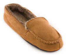 ISOTONER Women's Woodlands Microsuede Moccasin Slippers