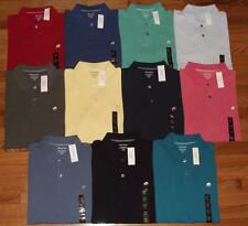 NWT NEW Mens Banana Republic Pique Polo Shirt Elephant Logo Choice of 11 Colors