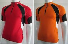 Gonso Bike Jersey Orange or Red NEW 11035