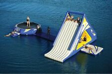 Inflatable 3mH Climb Wall Slide WaterPark, Pool Toy Bounce, Trampoline All Sale!