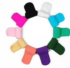 Children girls ballet stockings dance costumes footed tights pantyhose opaque
