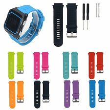 Silicone Wrist Band Strap for For Garmin Forerunner 920XT Multisport GPS Watch