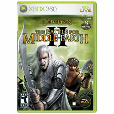The Lord of the Rings: The Battle for Middle-Earth II Xbox 360 UK PAL NEW