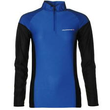 Ladies Muddyfox Cycling Jersey, Long-Sleeved, Blue/Black,SIZES 8, 10, 12, 14