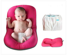 2016 New Newborn Infant Baby Bath Tub Bather Seat Seats Safety Bathing Support