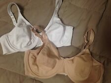 NWOT Playtex T723 All Day Comfort Cotton Underwire Bra Choose Size