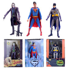 NECA Action Figure Comics Hero DC Dark Knight Batman Superman The Joker Toy 7''