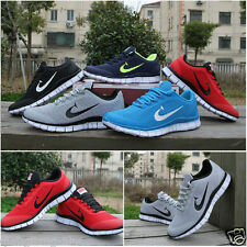 HOT STYLE RUNNING TRAINERS MEN'S WALKING SHOCK ABSORBING SPORTS FASHION SHOES