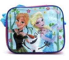INSULATED LUNCH PACK BAG FILLED KIDS BOYS GIRLS SCHOOL FOOD PICNIC BOX DRINK