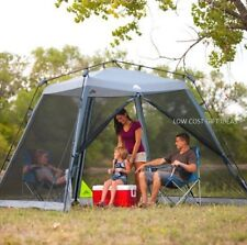 Screened In Tents Pop Up Screen Houses for Camping Gazebo Insect Canopy Shelter