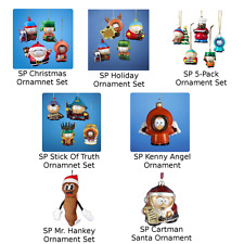 South Park Ornaments (Choose Your Style) Christmas Tree Cartman Mr. Hankey New