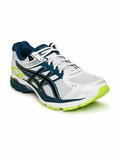 ASICS Men White Gel Pulse 7 Running Shoes
