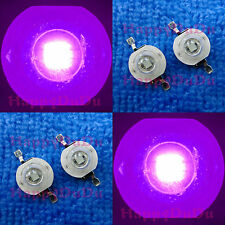 3W 45mil UV 395nm-400nm Purple High Power Ultra Violet LED Lamp Bead Light