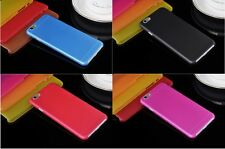 "iPhone 6 4,7"" Multi color 0.3mm Ultra Thin Slim Matte Hard Back Case Cover Skin"
