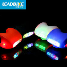 Mini Cycling Bicycle Bike Taillight MTB Safety LED Warning Rear Seat Light Lamp