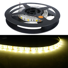 WOW - 30cm 18 SMD 5050 LED Warm White Flexible Strip Light Waterproof Car 12V