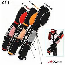 C8-II Golf Practice Range Bag Sunday Stand Pencil Sarry Bag