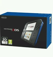Nintendo 2DS - Blue & Black Handheld System new sealed box