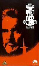 The Hunt For Red October [VHS]