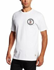 Vans Disney Mens T-Shirt White Mickey Mouse Cotton Sport Casual Tee Summer