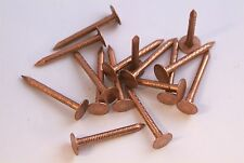 Copper Clout, Slate, roofing Nails or Tree Stump Killers - 50 x 2.65mm