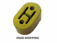 Heavy Duty Yellow Universal Exhaust Rubber Mount Uprated Sports Hanger Support