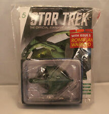 Star Trek The Official Starships Collection Magazine Issue 5 Romulan Warbird