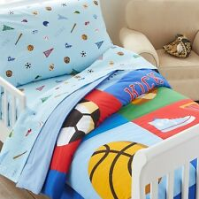 Olive Kids Twin Bedding set Game on Sports comforter or comforter/sheets NEW