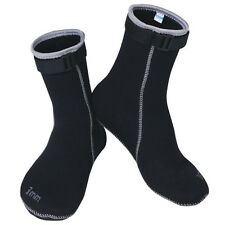 HOT 3mm Neoprene Swim Scuba Surfing Diving Socks Sail Suit Boot Foot Protector
