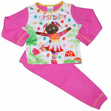 Girls Baby Toddler In the Night Garden Upsy Daisy PJs Pyjamas Set
