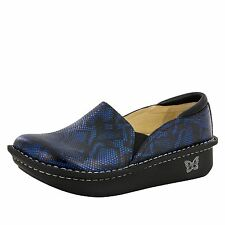 Alegria Debra Professional Style DEB 783 (Navy Python) All Sizes