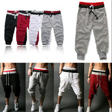 Training Shorts Pants Hot Trousers Gym Jogging Sport Casual Running Men's Dance