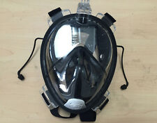 2016 Swimming Goggles Snorkeling Full Face Diving Mask for GoPro With Earplug