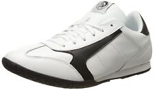 Diesel Designer Claw Action S-Actwings Leather Black White Mens Shoes Sneakers