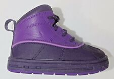 Nike Kids' Toddler WOODSIDE 2 HIGH Boots Purple 524878-500